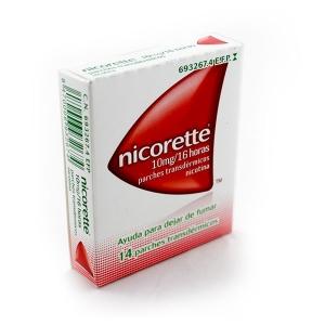 NICORETTE CLEAR 10 MG/16 H...