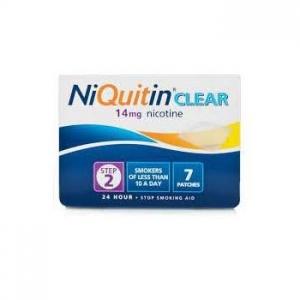 NIQUITIN CLEAR 14 MG/24 H 7...