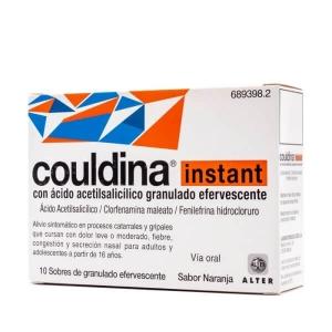 COULDINA INSTANT CON ÁCIDO...