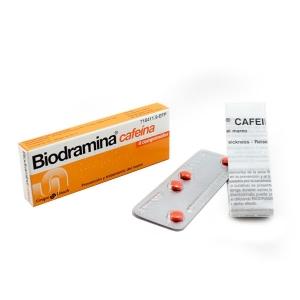 BIODRAMINA CAFEINA 4...