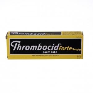THROMBOCID FORTE 5 MG/G...