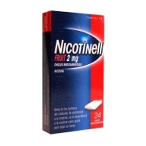 NICOTINELL FRUIT 2 MG 24...