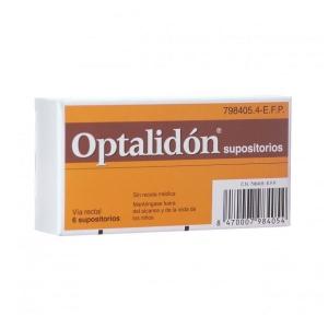 OPTALIDON 500/75 MG 6...