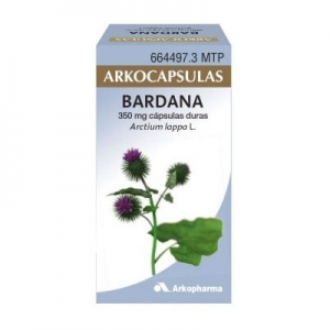 Arkocapsulas Bardana 350 Mg...