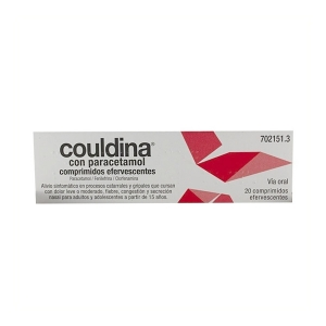 Couldina Con Paracetamol 20...