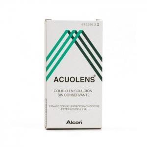 Acuolens 5.5/3 Mg/Ml...