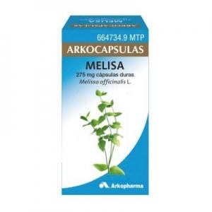 Arkocapsulas Melisa 275 Mg...