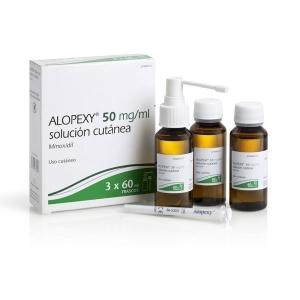 ALOPEXY 50 MG/ML SOLUCION...