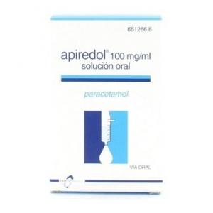 APIREDOL 100 MG/ML SOLUCION...