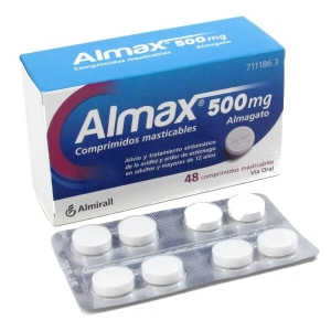 ALMAX 500 mg, 48...