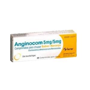 ANGINOCOM 5MG/ 5MG, 20...