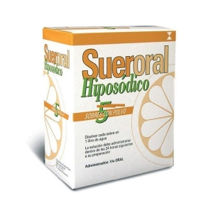 SUERORAL HIPOSODICO, 5 SOBRES